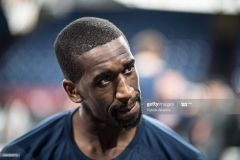 ISTANBUL, TURKEY - MAY 20:  Ekpe Udoh, #8 of Fenerbahce Istanbul during the 2017 Turkish Airlines EuroLeague Final Four Fenerbahce Istanbul Practice at Sinan Erdem Dome on May 20, 2017 in Istanbul, Turkey.  (Photo by Patrick Albertini/Euroleague Basketball via Getty Images)
