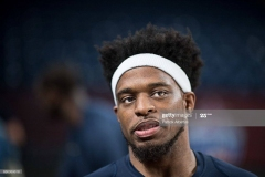 ISTANBUL, TURKEY - MAY 20:  Bobby Dixon, #35 of Fenerbahce Istanbul during the 2017 Turkish Airlines EuroLeague Final Four Fenerbahce Istanbul Practice at Sinan Erdem Dome on May 20, 2017 in Istanbul, Turkey.  (Photo by Patrick Albertini/Euroleague Basketball via Getty Images)