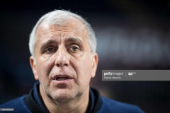 ISTANBUL, TURKEY - MAY 20:  Zeljko Obradovic, Head Coach of Fenerbahce Istanbul during the 2017 Turkish Airlines EuroLeague Final Four Fenerbahce Istanbul Practice at Sinan Erdem Dome on May 20, 2017 in Istanbul, Turkey.  (Photo by Patrick Albertini/Euroleague Basketball via Getty Images)