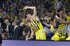 ISTANBUL, TURKEY - MAY 21: Bogdan Bogdanovic, #13 of Fenerbahce Istanbul  in action during the Championship Game 2017 Turkish Airlines EuroLeague Final Four between Fenerbahce Istanbul v Olympiacos Piraeus at Sinan Erdem Dome on May 21, 2017 in Istanbul, Turkey.  (Photo by Edu Candel/Euroleague Basketball via Getty Images)