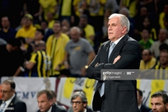ISTANBUL, TURKEY - MAY 21: Zeljko Obradovic, Head Coach of Fenerbahce Istanbul  during the Championship Game 2017 Turkish Airlines EuroLeague Final Four between Fenerbahce Istanbul v Olympiacos Piraeus at Sinan Erdem Dome on May 21, 2017 in Istanbul, Turkey.  (Photo by Luca Sgamellotti/Euroleague Basketball via Getty Images)