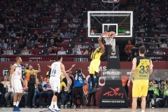 ISTANBUL, TURKEY - MAY 19:  Ekpe Udoh, #8 of Fenerbahce Istanbul in action during the Turkish Airlines EuroLeague Final Four Semifinal A game between Fenerbahce Istanbul v Real  Madrid at Sinan Erdem Dome on May 19, 2017 in Istanbul, Turkey.  (Photo by Patrick Albertini/Euroleague Basketball via Getty Images)