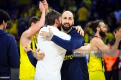 ISTANBUL, TURKEY - MAY 19:  Pero Antic, #12 of Fenerbahce Istanbul during the Turkish Airlines EuroLeague Final Four Semifinal A game between Fenerbahce Istanbul v Real  Madrid at Sinan Erdem Dome on May 19, 2017 in Istanbul, Turkey.  (Photo by Francesco Richieri/Euroleague Basketball via Getty Images)