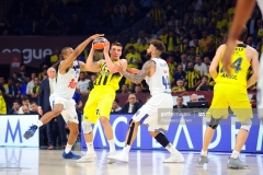 ISTANBUL, TURKEY - MAY 19:  Bogdan Bogdanovic, #13 of Fenerbahce Istanbul in action during the Turkish Airlines EuroLeague Final Four Semifinal A game between Fenerbahce Istanbul v Real  Madrid at Sinan Erdem Dome on May 19, 2017 in Istanbul, Turkey.  (Photo by Francesco Richieri/Euroleague Basketball via Getty Images)