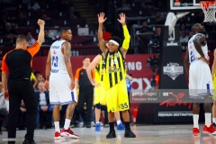 ISTANBUL, TURKEY - MAY 19:  Bobby Dixon, #35 of Fenerbahce Istanbul  during the Turkish Airlines EuroLeague Final Four Semifinal A game between Fenerbahce Istanbul v Real  Madrid at Sinan Erdem Dome on May 19, 2017 in Istanbul, Turkey.  (Photo by Francesco Richieri/Euroleague Basketball via Getty Images)