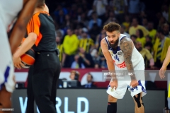 ISTANBUL, TURKEY - MAY 19:  Jeffery Taylor, #44 of Real Madrid during the Turkish Airlines EuroLeague Final Four Semifinal A game between Fenerbahce Istanbul v Real  Madrid at Sinan Erdem Dome on May 19, 2017 in Istanbul, Turkey.  (Photo by Francesco Richieri/Euroleague Basketball via Getty Images)