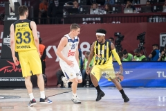 ISTANBUL, TURKEY - MAY 19:  Bobby Dixon, #35 of Fenerbahce Istanbul in action during the Turkish Airlines EuroLeague Final Four Semifinal A game between Fenerbahce Istanbul v Real  Madrid at Sinan Erdem Dome on May 19, 2017 in Istanbul, Turkey.  (Photo by Patrick Albertini/Euroleague Basketball via Getty Images)