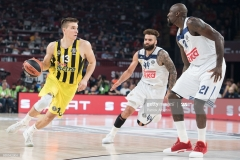 ISTANBUL, TURKEY - MAY 19:  Bogdan Bogdanovic, #13 of Fenerbahce Istanbul during the Turkish Airlines EuroLeague Final Four Semifinal A game between Fenerbahce Istanbul v Real  Madrid at Sinan Erdem Dome on May 19, 2017 in Istanbul, Turkey.  (Photo by Patrick Albertini/Euroleague Basketball via Getty Images)