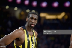 ISTANBUL, TURKEY - MAY 19: Ekpe Udoh, #8 of Fenerbahce Istanbul during the Turkish Airlines EuroLeague Final Four Semifinal A game between Fenerbahce Istanbul v Real Madrid at Sinan Erdem Dome on May 19, 2017 in Istanbul, Turkey. (Photo by Luca Sgamellotti/Euroleague Basketball via Getty Images)