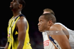 ISTANBUL, TURKEY - MAY 19:  Anthony Randolph, #3 of Real Madrid during the Turkish Airlines EuroLeague Final Four Semifinal A game between Fenerbahce Istanbul v Real  Madrid at Sinan Erdem Dome on May 19, 2017 in Istanbul, Turkey.  (Photo by Luca Sgamellotti/Euroleague Basketball via Getty Images)