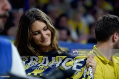 ISTANBUL, TURKEY - MAY 19: Fenerbahce Istanbul supporter during the Turkish Airlines EuroLeague Final Four Semifinal A game between Fenerbahce Istanbul v Real  Madrid at Sinan Erdem Dome on May 19, 2017 in Istanbul, Turkey.  (Photo by Luca Sgamellotti/Euroleague Basketball via Getty Images)