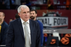 ISTANBUL, TURKEY - MAY 19:  Zeljko Obradovic, Head Coach of Fenerbahce Istanbul at the end of Turkish Airlines EuroLeague Final Four Semifinal A game between Fenerbahce Istanbul v Real  Madrid at Sinan Erdem Dome on May 19, 2017 in Istanbul, Turkey.  (Photo by Luca Sgamellotti/Euroleague Basketball via Getty Images)