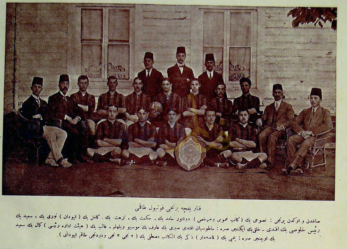1913 Fenerbahçe Mucizesi