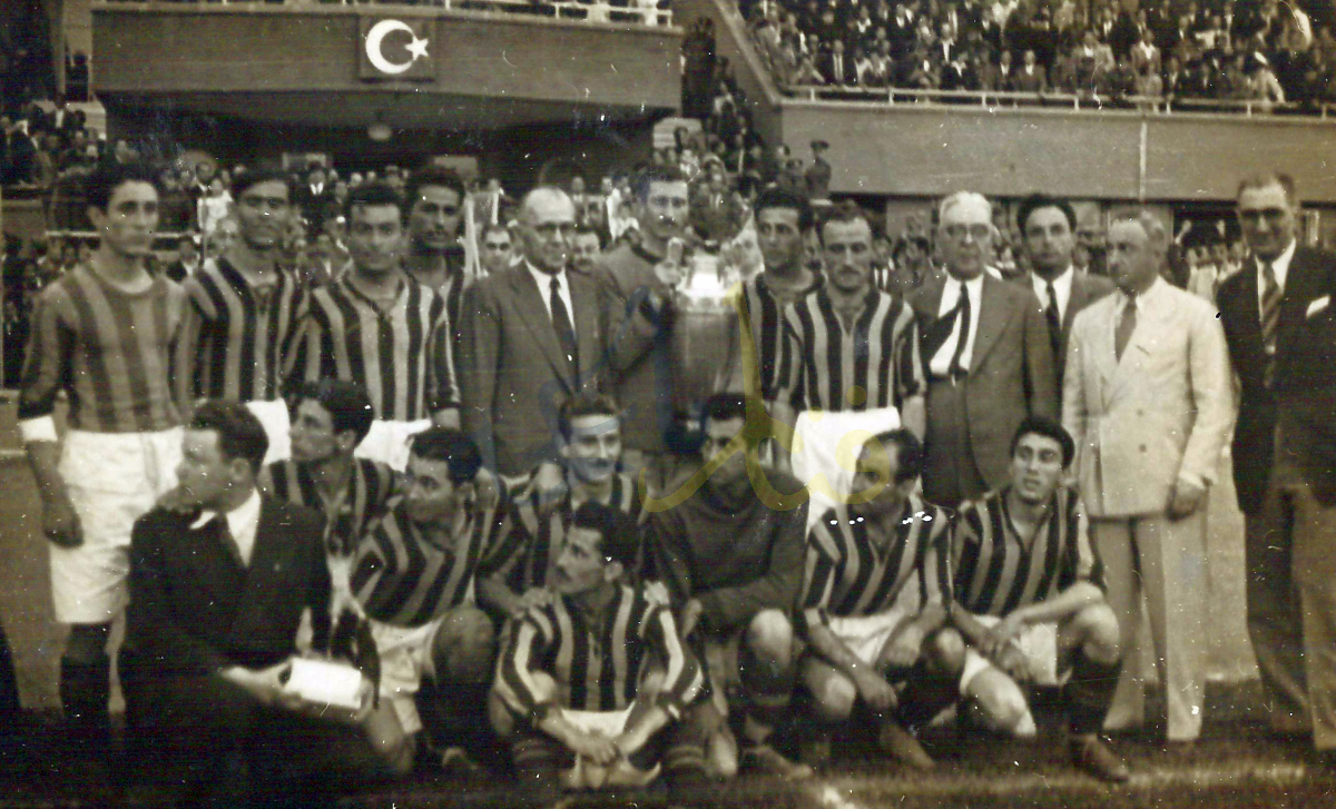 Şükrü Saracoğlu Fenerbahçe Başkanı