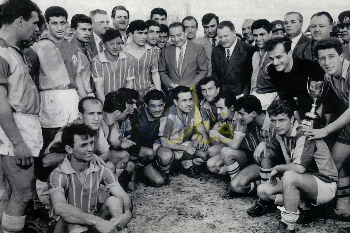 Adnan Menderes ve Fenerbahçe