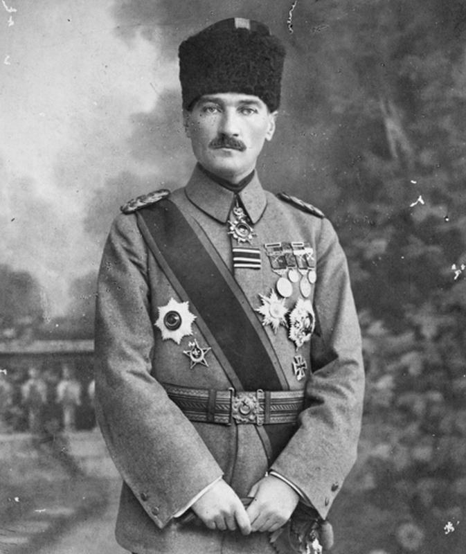 Burası Mustafa Kemal Paşa'nın Kulübü