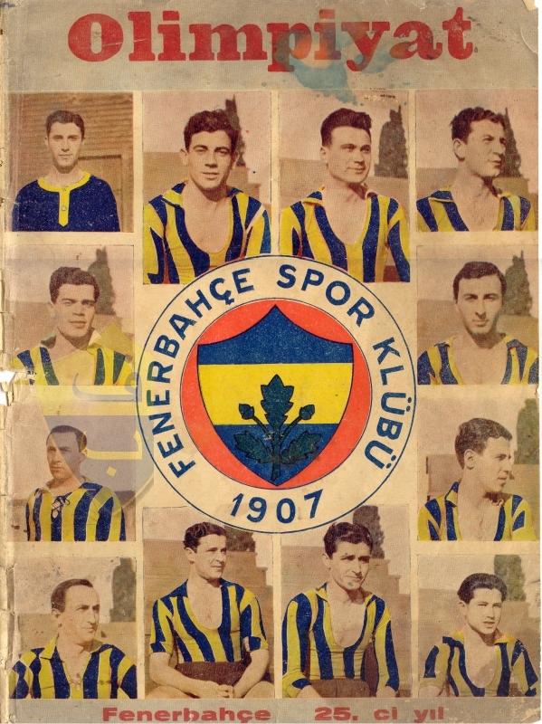 Fenerbahçe 25 Yaşında
