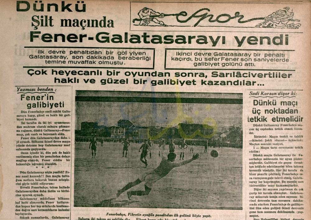 Galatasaray'ın Balonu Söndü