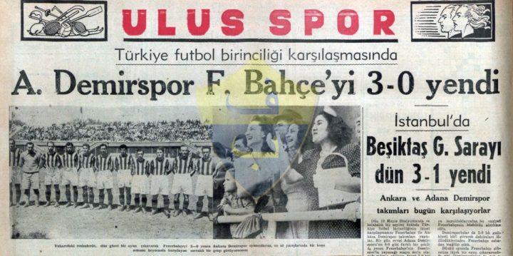 Bir Varmış, Bir Yokmuş, Futbol Türkiye'ye 1959'da Gelmiş! Ondan Öncekiler Hep Nazi imiş! Yerseniz…