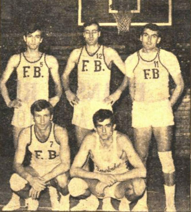 Basketbolda İlk Türkiye Kupası