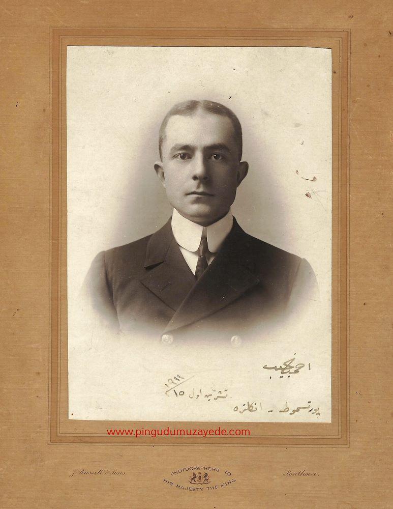 Fenerbahçe'nin Bahriyeli Kurucusu