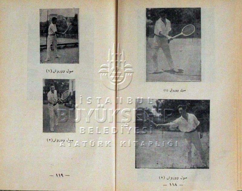 Türk Tenisinin Kalbi Fenerbahçe'de Atıyordu