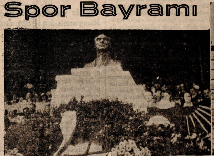 Atatürk'ün Fenerbahçe'ye Çektiği Telgraf