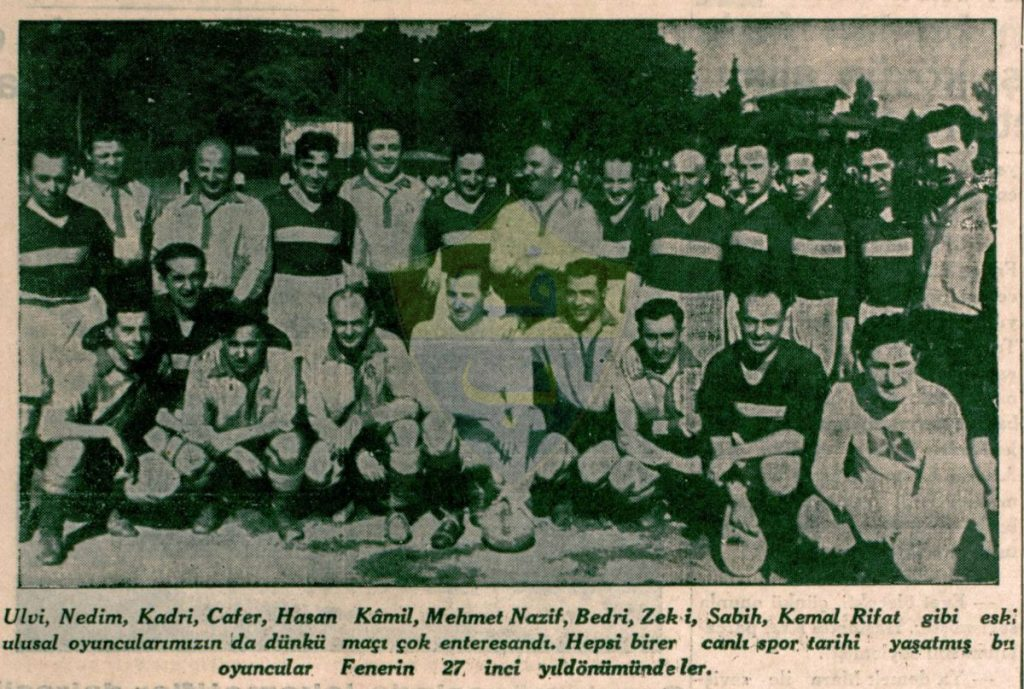 Galatasarayı Habire Yenen Fenerbahçe