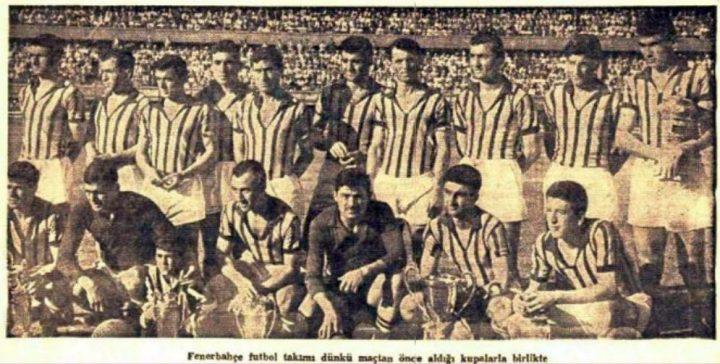 Fenerbahçe'nin 50. Yıl Törenleri II