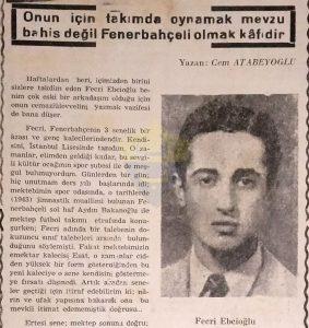 Şampiyon Fenerbahçe Hentbol Takımının Sanatçı Kalecisi