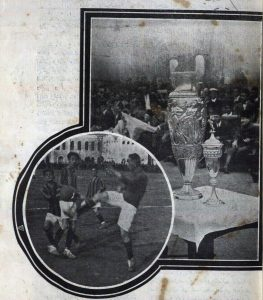 Önce Bir Derbi Sonra Harington Kupası