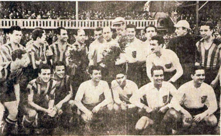 Naci Barlas'ın Fenerbahçe Hatıraları-IV