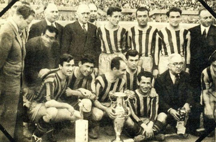 Fenerbahçe'nin Sekizinci Türkiye Şampiyonluğu