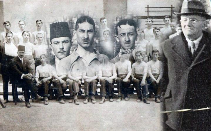Fenerbahçe'nin Kuruluşunda Enver Hoca