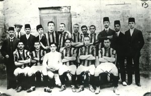 Fenerbahçe'nin Kuruluşunda Enver Hoca II