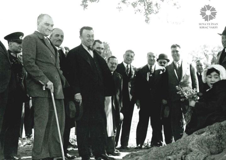 Atatürk Kadıköy ve Fenerbahçe