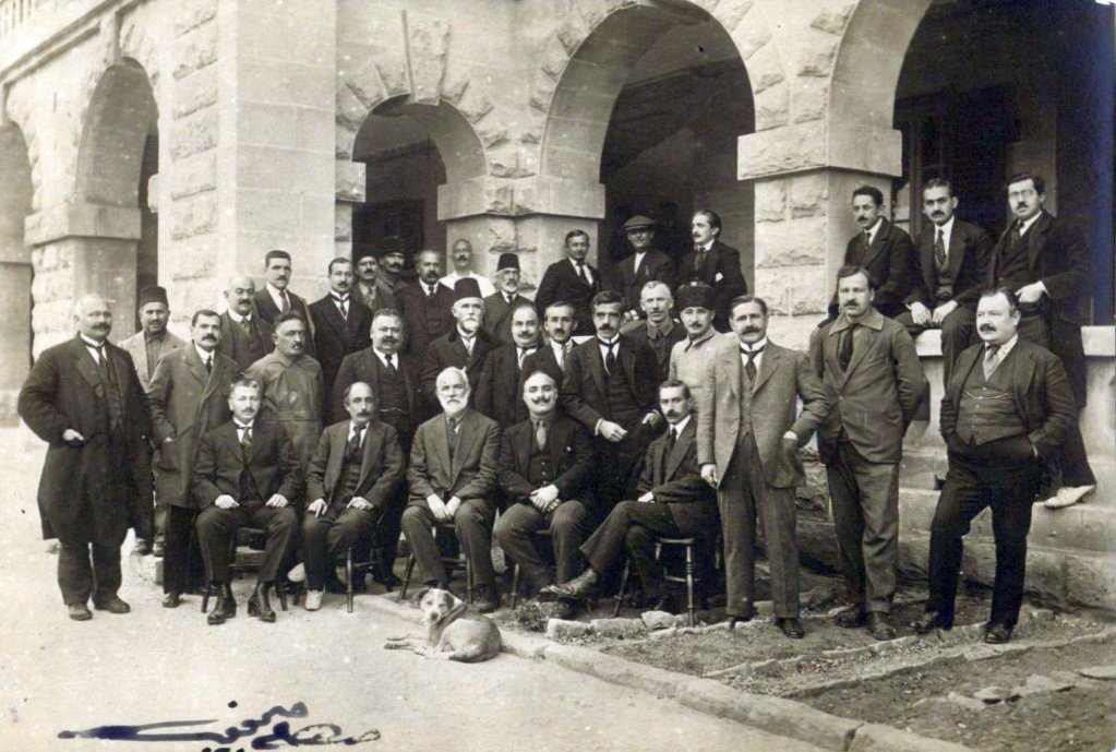 Fenerbahçe Başkanı Doktor Nazım Bey