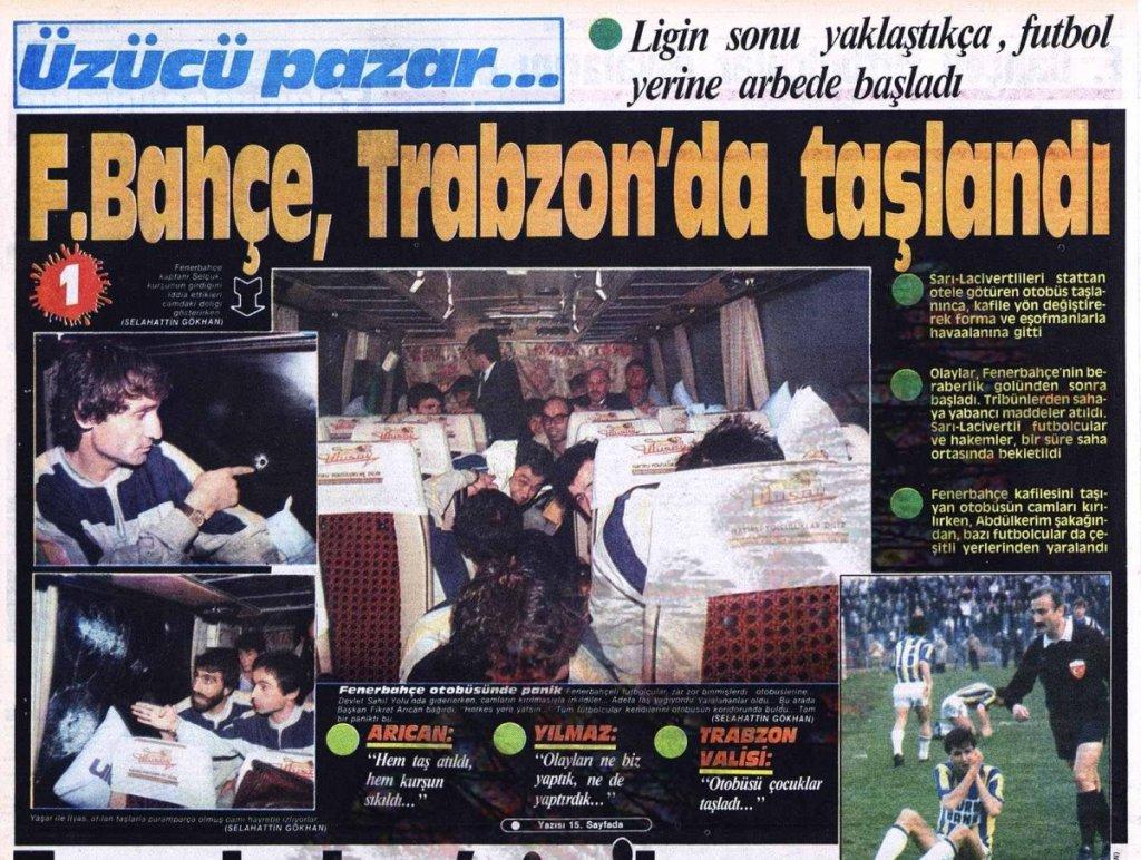 Fenerbahçe'nin Yirminci Türkiye Şampiyonluğu