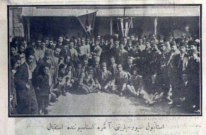1925 Türkiye'sinde Spor Teşkilatlanması
