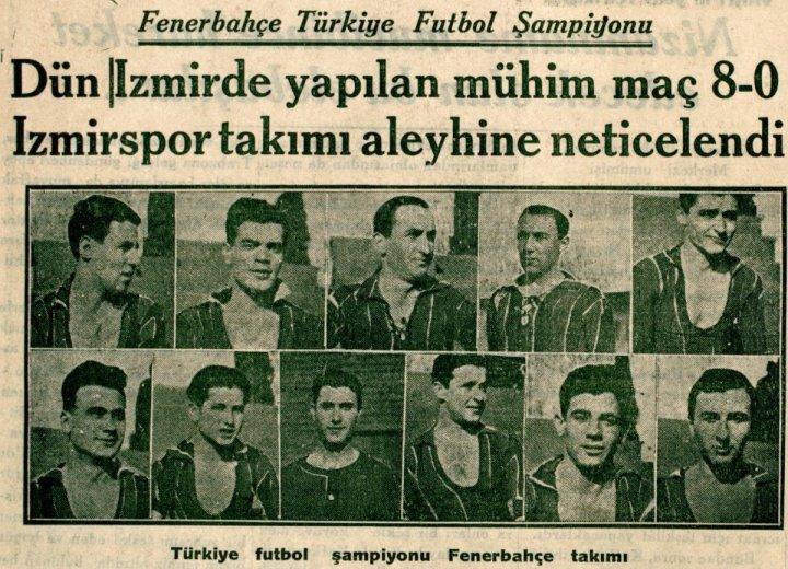 1959 Öncesi Şampiyonluklar Kimin Eseri?