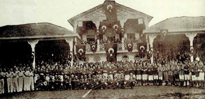Osmanlı Futbolunun Kurumsallaşması
