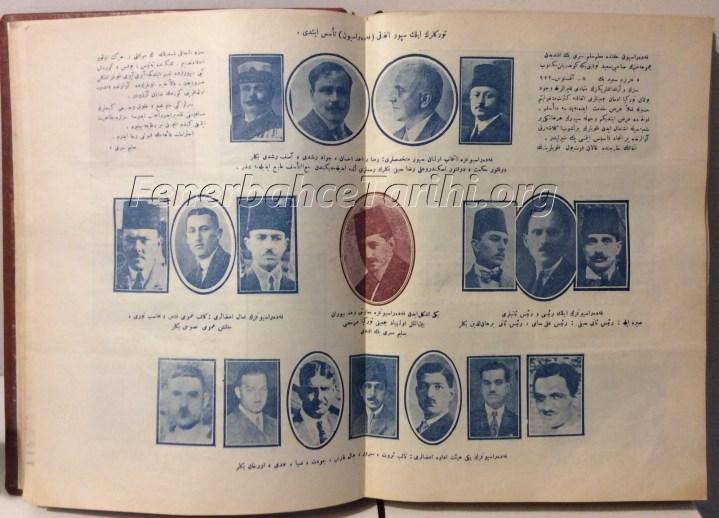 Türkiye'nin İlk Spor Birliği
